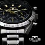 TECHNOS(テクノス) クロノグラフ 限定モデル T2111SG 【メンズ 腕時計】