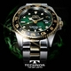TECHNOS(テクノス) GMT 限定モデル メンズ 腕時計 T2134TG - 縮小画像1