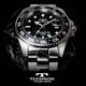 TECHNOS(テクノス) GMT 限定モデル メンズ 腕時計 T2134SB - 縮小画像1