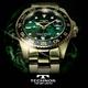 TECHNOS(テクノス) GMT 限定モデル メンズ 腕時計 T2134GG - 縮小画像1