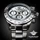 Seventh Wonder(セブンス・ワンダー) クロノグラフ メンズ 腕時計 SILVER SW0191 - 縮小画像1