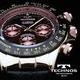 TECHNOS(テクノス) メンズ腕時計 本革 クロノグラフ T4161PA 限定モデル - 縮小画像1