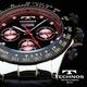 TECHNOS(テクノス) メンズ腕時計 本革 クロノグラフ T4161PB 限定モデル - 縮小画像1