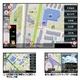 7インチ ポータブルカーナビゲーション DiNAVI 2012年4月度「新東名」対応 最新版 - 縮小画像3