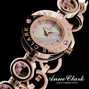 Anne Clark アン・クラーク レディース 腕時計 AT1008-17PG - 拡大画像