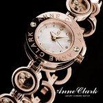 Anne Clark アン・クラーク レディース 腕時計 AT1008-09PG
