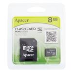 Apacer(アペイサー) MicroSDカード 8GB
