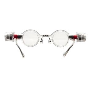 adlens(アドレンズ) 度数が調節できる眼鏡 ピーオーヴィー(adlens p.o.v) クリアー - 拡大画像