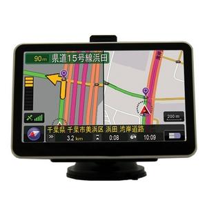 最新5V型 ワンセグポータブルナビ(2011年度版) - 拡大画像
