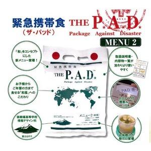 THE PAD(ザ・パッド)緊急携帯食 MENU2(和食風)×100