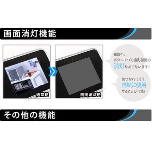 【microSDカード16GBセット】 携帯電話型 小型ビデオカメラ Phone cam