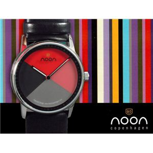 NOON(ヌーン) 腕時計 カレイドスコープ ユニセックス 44-013L1 - 拡大画像