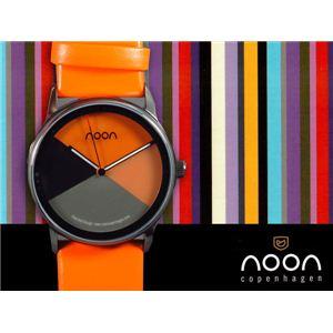 NOON(ヌーン) 腕時計 カレイドスコープ ユニセックス 44-003L4 - 拡大画像