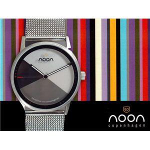 NOON(ヌーン) 腕時計 カレイドスコープ ユニセックス 44-002M5 - 拡大画像
