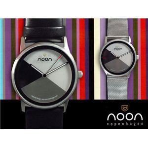 NOON(ヌーン) 腕時計 カレイドスコープ 替えベルト付 44-002set1 - 拡大画像