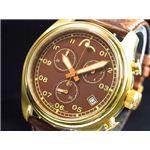 EVISU(エヴィス) 腕時計 HIRO CHRONOGRAPH 7003-03