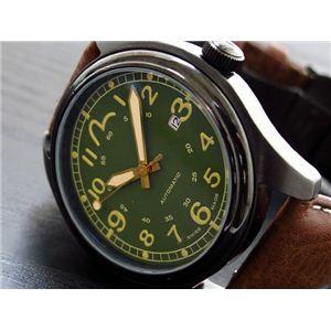 EVISU(エヴィス) 腕時計 メンズ HIRO 自動巻き 7002-03 - 拡大画像