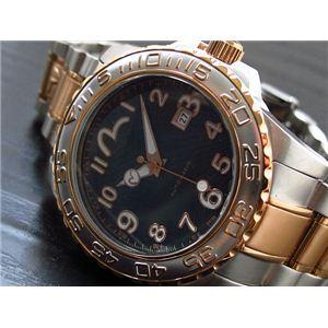 EVISU(エヴィス) 腕時計 メンズ YAMATE 自動巻き 7010-55 - 拡大画像