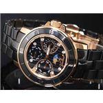 GALLUCCI(ガルーチ) 腕時計 マルチファンクション WT23357MF-BRG