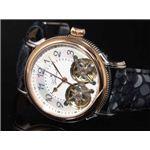 GALLUCCI(ガルーチ) 腕時計 ツインテンプ WT23340AU-WB