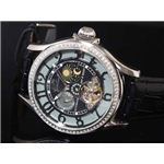 GALLUCCI(ガルーチ) 腕時計 マルチファンクション WT23408AU-BK