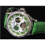 GALLUCCI(ガルーチ) 腕時計 マルチファンクション WT23408AU-GR