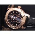 GALLUCCI(ガルーチ) 腕時計 ビッグデイト WT23383AU-RGBK