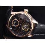 GALLUCCI(ガルーチ) 腕時計 サン&ムーン WT23388AU-RGBK