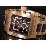 GALLUCCI(ガルーチ) 腕時計 レトログラードクロノ WT23372CH-RGBK
