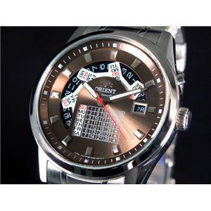 ORIENT(オリエント) 腕時計 自動巻き メンズ FFX01002TH - 拡大画像