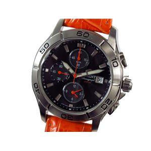 ORIENT(オリエント) 腕時計 アラームクロノ メンズ FTD0E004B0 - 拡大画像
