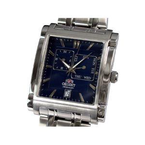 ORIENT(オリエント) 腕時計 マルチファンクション FETAC002D0 - 拡大画像