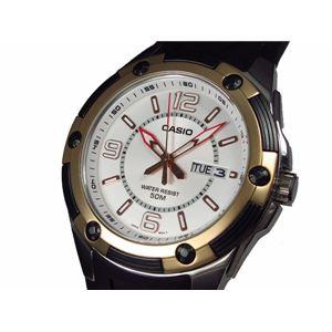 CASIO(カシオ) 腕時計 デイデイト メンズ MTP-1327-7A1VDF - 拡大画像