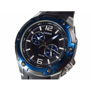 CASIO(カシオ) 腕時計 マルチファンクション MTP-1326-1A1VDF - 拡大画像