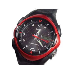 CASIO(カシオ) 腕時計 タフソーラー 10気圧防水 MDA-S11H-4EVDF - 拡大画像