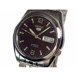 SEIKO(セイコー) 5(ファイブ) 腕時計 自動巻き メンズ SNK391K1 - 拡大画像