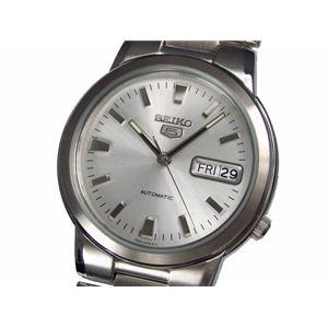 SEIKO(セイコー) 5(ファイブ) 腕時計 自動巻き メンズ SNXE89K - 拡大画像