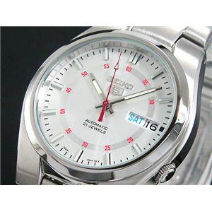 SEIKO(セイコー) 5(ファイブ) 腕時計 自動巻き メンズ SNK613K1 - 拡大画像