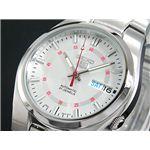 SEIKO(セイコー) 5(ファイブ) 腕時計 自動巻き メンズ SNK613K1