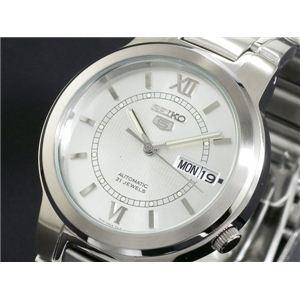 SEIKO(セイコー) 5(ファイブ) 腕時計 自動巻き メンズ SNKA19K1 - 拡大画像