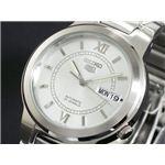 SEIKO(セイコー) 5(ファイブ) 腕時計 自動巻き メンズ SNKA19K1
