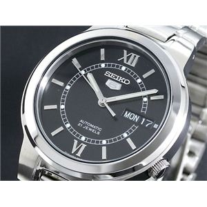 SEIKO(セイコー) 5(ファイブ) 腕時計 自動巻き メンズ SNKA23K1 - 拡大画像