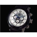 GALLUCCI(ガルーチ) 腕時計 クロノグラフ WT23189CH-WH