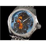 GALLUCCI(ガルーチ) 腕時計 スカル 自動巻き WT23175AU-BL