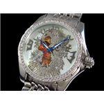 GALLUCCI(ガルーチ) 腕時計 スカル 自動巻き WT23175AU-WH