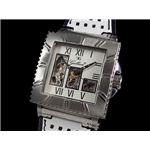 GALLUCCI(ガルーチ) 腕時計 スケルトン 自動巻き WT22454SK-WHWH