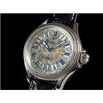 GALLUCCI(ガルーチ) 腕時計 スケルトン 自動巻き WT23256SK-SS