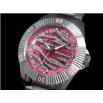GALLUCCI(ガルーチ) 腕時計 ゼブラ 自動巻き WT23178SK-PK