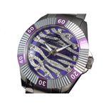 GALLUCCI(ガルーチ) 腕時計 ゼブラ 自動巻き WT23178SK-PU