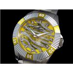 GALLUCCI(ガルーチ) 腕時計 ゼブラ 自動巻き WT23178SK-YL